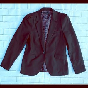 Black Women's Blazer by Zara